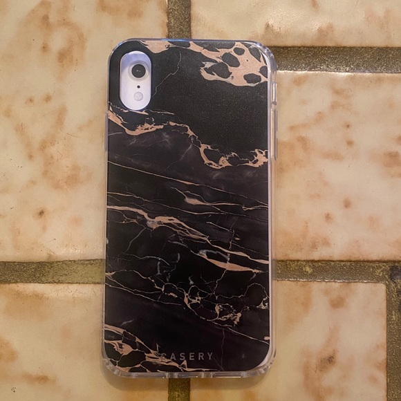 Free with any purchase! Casery iPhone X Case